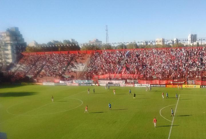 Argentinos-Brown